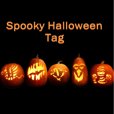 Halloween Spooky Tag