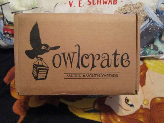 Owl Crate Box