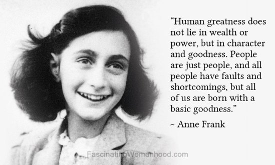 Image result for quotes by anne frank